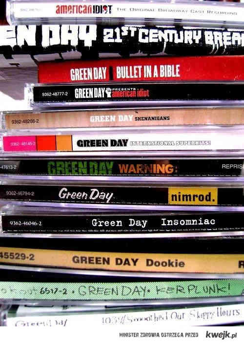 green day.<3