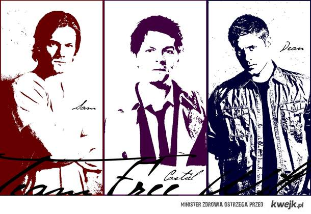 Supernatural x3