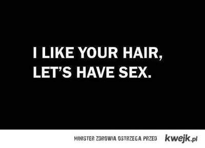 Włosy, włosy, włosy!