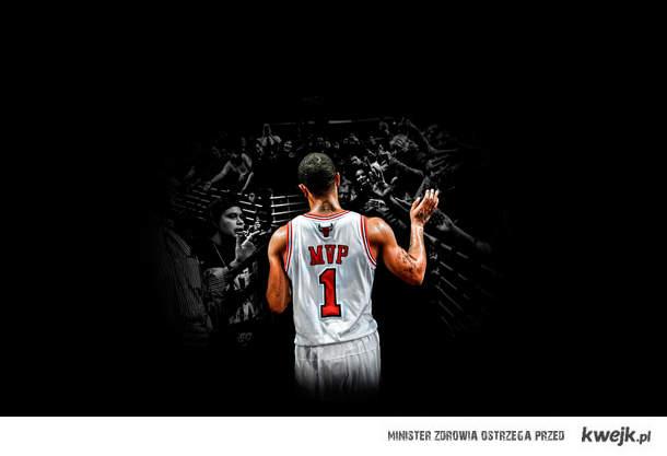 Derrick Rose MVP