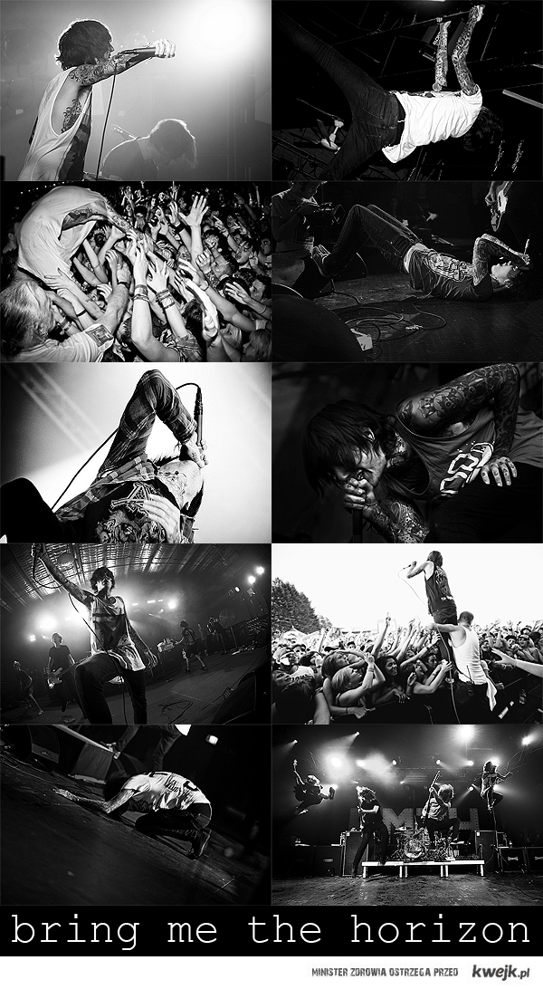 Bring Me The Horizon ♥