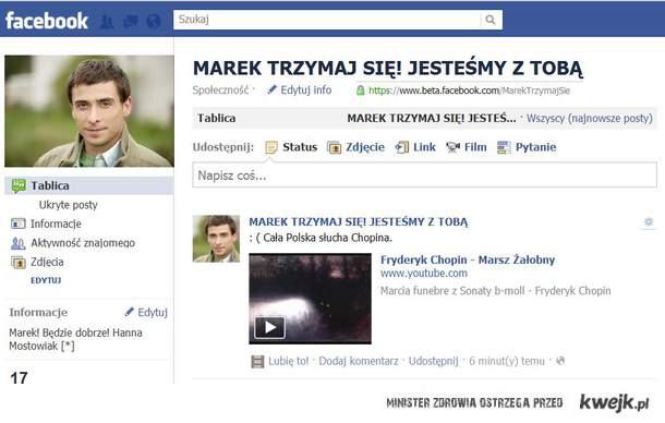 Marek, TRZYMAJ SIE! || LUBIE TO!