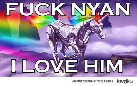 Fuck Nyan!