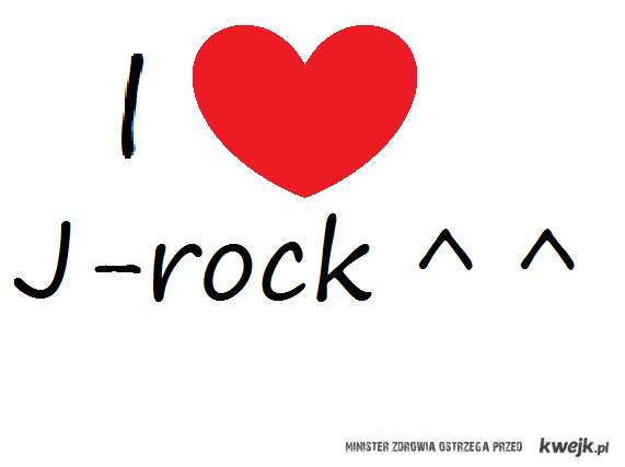 J-rock <3