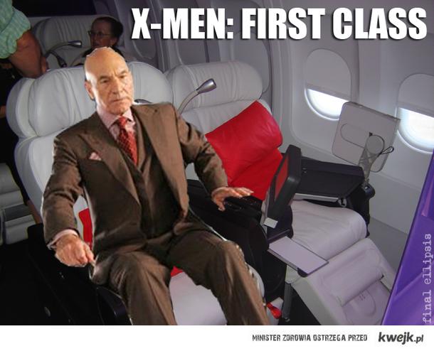 Pierwsza klasa