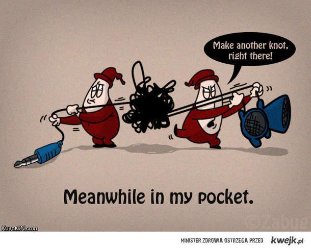 tymczasem w kieszeni