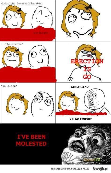 molestowanie