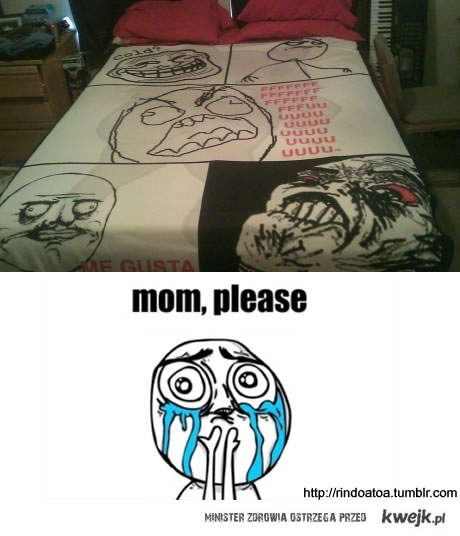 mom, please <3