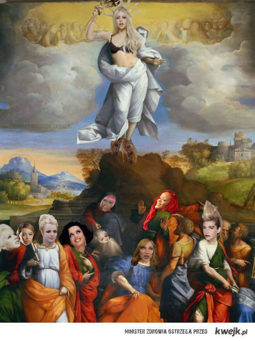 GaGa - The Queen