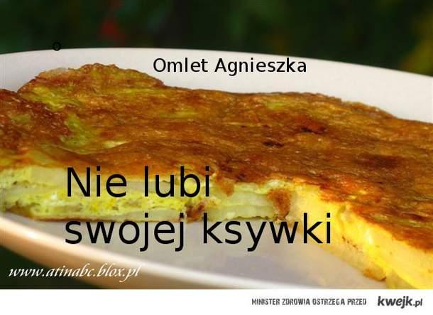omlet Aga