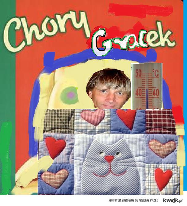 chory gracek