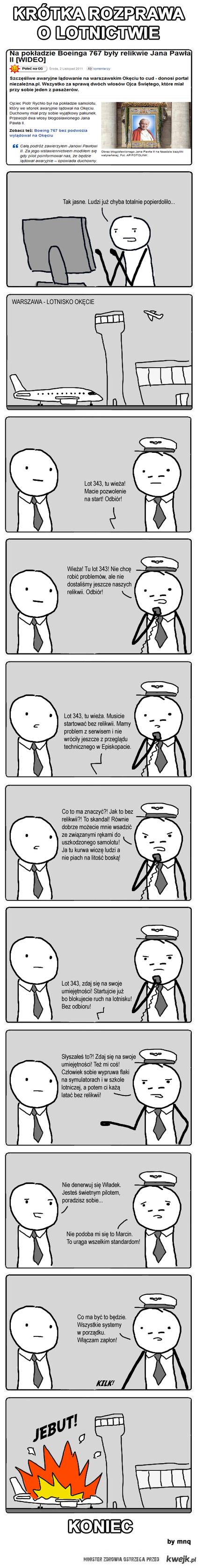 O Lotnictwie