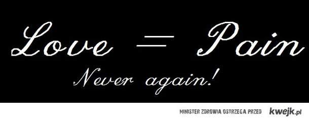 love=pain
