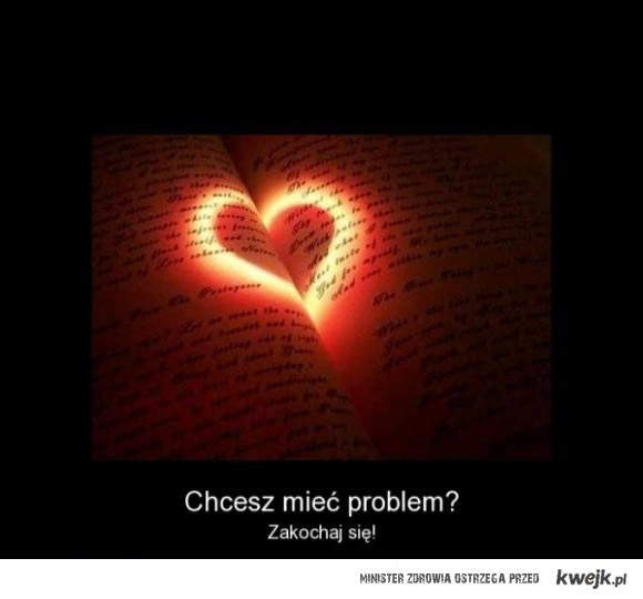 szukasz problemu?
