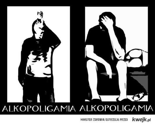 alkopoligamia