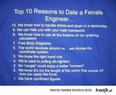 Kobieta inżynier