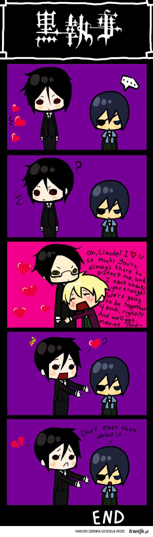 Oh, biedny Sebastian ;<