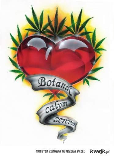 Botanik Całym Sercem <333