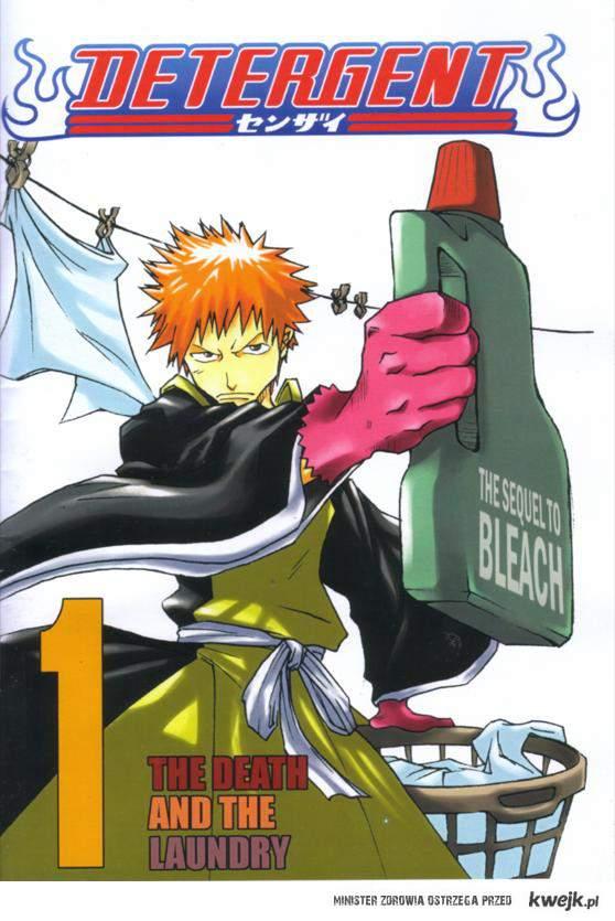 bleach ;]