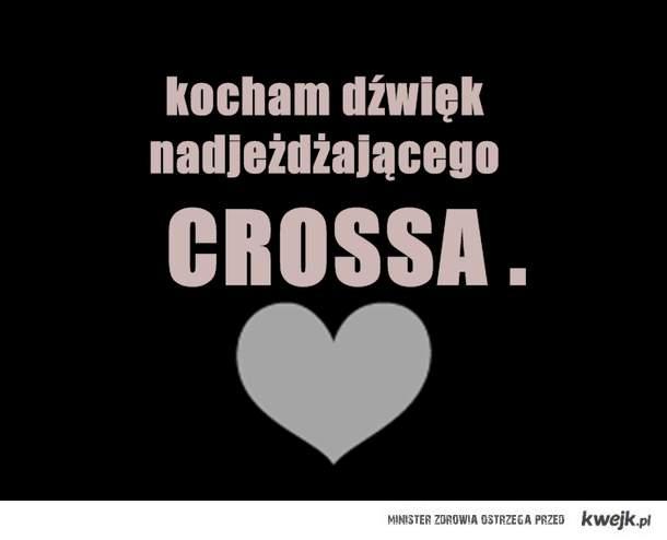 cross . <3