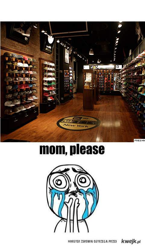 Mom Please!