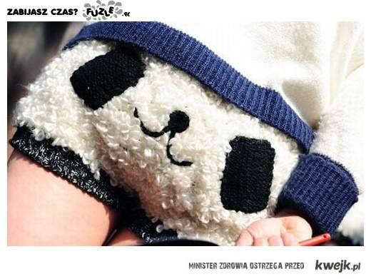 panda shorts