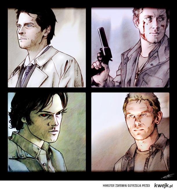 Supernatural, sezon 5
