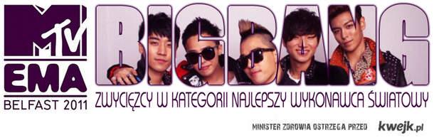 Big Bang < 3 Gratulacje !