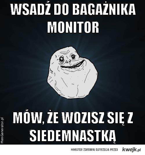 forever with monitor