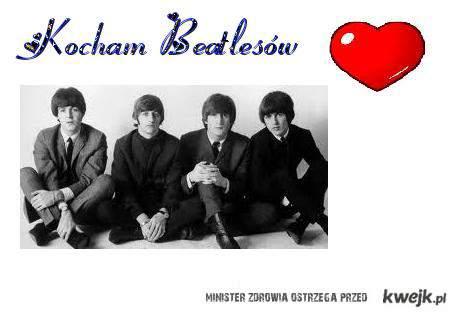 Kocham Beatlesów