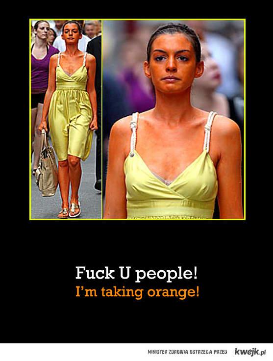 Take It Orange