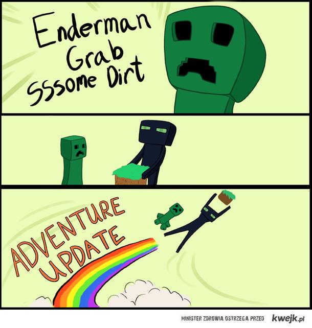 Adventure update !