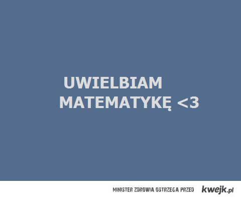 MATEMATYKA <3