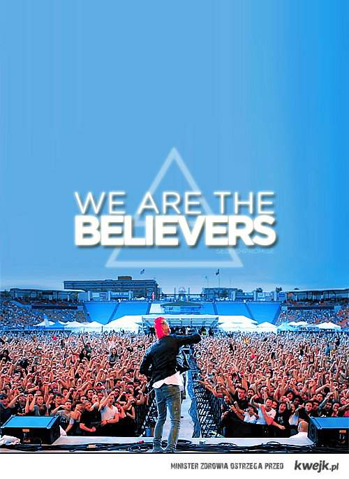 we are the believers.