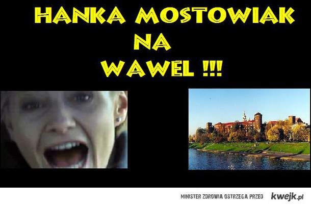 Hanka na Wawel