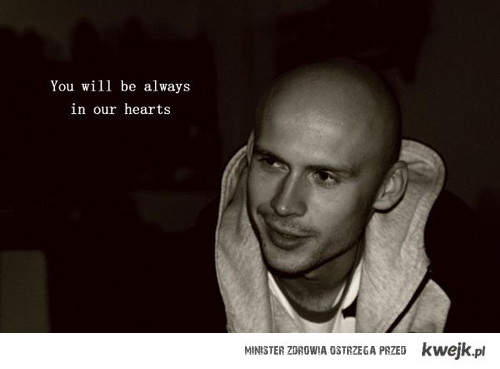 RIP Vitek [24.01.1984 - 01.11.2007]