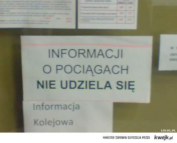 kolej polska