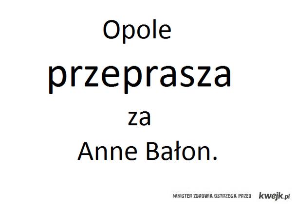 Opole przeprasza...