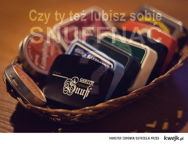 Snuff <3