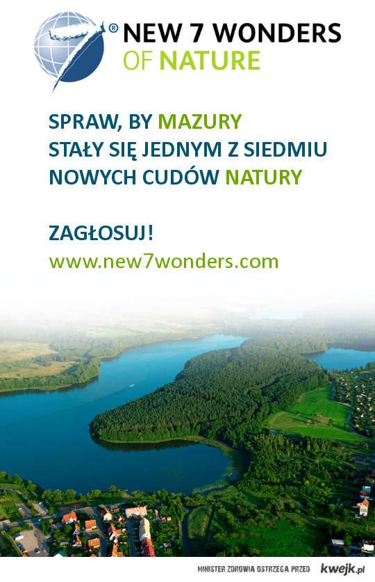 MAZURY - CUD NATURY