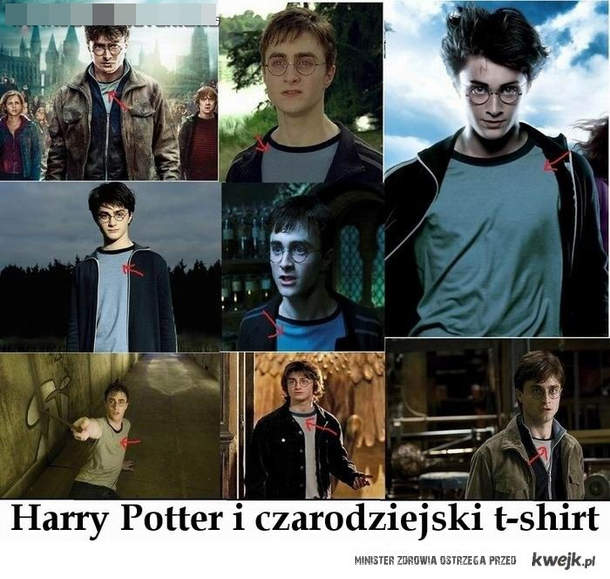 magiczna koszulka