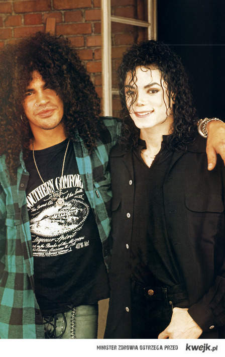 slash and Jackson