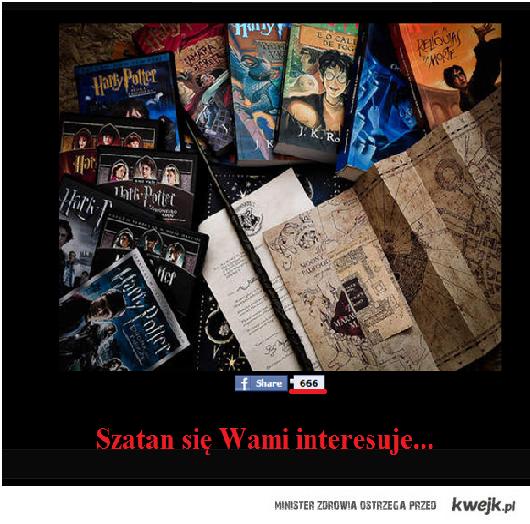 A może Harry Potter??