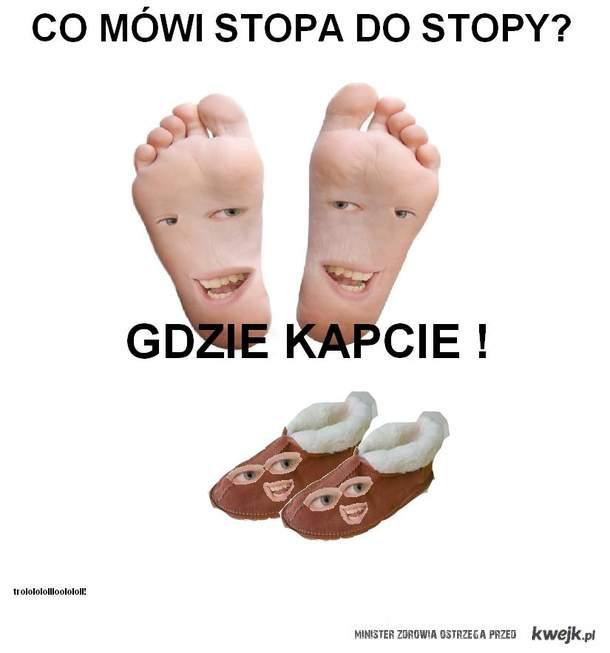 Kawał o stopach - by Mahtynka ;d