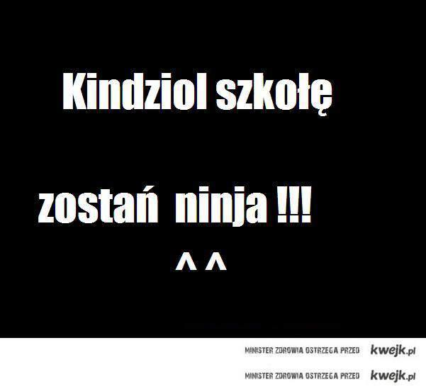 zostan ninja ! ; D