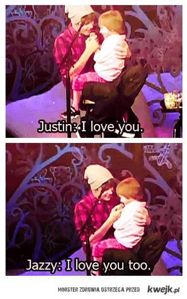 Justin & Jazzy ♥