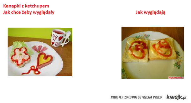 kanapki z ketchupem