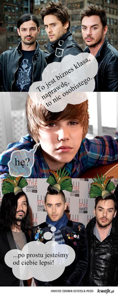 30STM vs Bieber