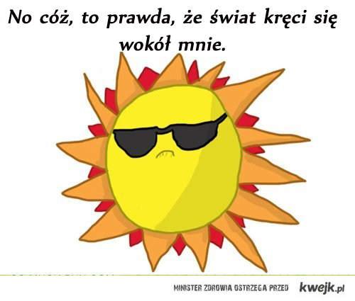 słońce boss