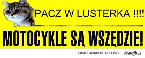Pacz W Lusterka !!